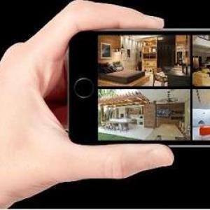 Monitoramento remoto com imagens